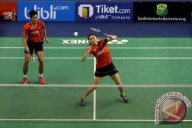 Indonesia loloskan tiga ganda campuran