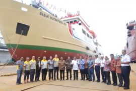 Industri galangan kapal pondasi penunjang program poros maritim