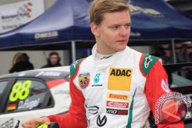 Mengikuti jejak ayahnya, putra Michael Schumacher incar F1