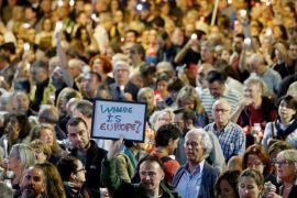 Spanyol pecat kepala kepolisian daerah Catalonia