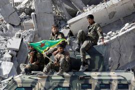 Perang Suriah semakin tak jelas, semua melawan semua