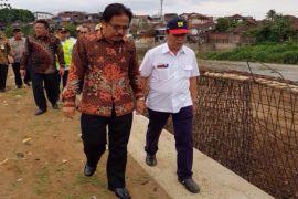 Kementerian PUPR tingkatkan pembangunan infrastruktur pengendali banjir di Garut