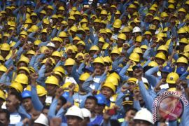 Indonesia kekurangan tenaga kerja konstruksi bersertifikat