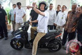 Gubernur Jatim siap pesan 100 unit motor listrik ITS