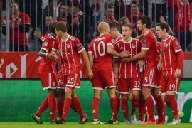 Liga Champions - Prediksi Bayern Muenchen vs Besiktas