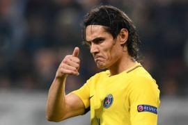 PSG menang mudah, Mbappe-Cavani cetak dua gol