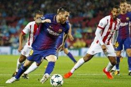 Bekuk Malaga 2-0, Barcelona masih belum terkalahkan