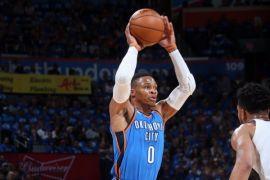 Westbrook hidupkan lagi impian Thunder