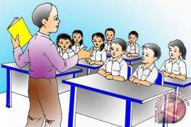 Masih ada guru honorer di Cianjur digaji di bawah Rp500 ribu?