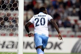 Lazio ditahan Atalanta, Fiorentina rebut poin penuh dari Genoa