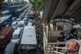 Kiat atasi kemacetan jelang asian games