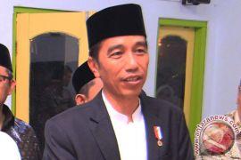 500 tuan guru NTB dukung Jokowi 2019