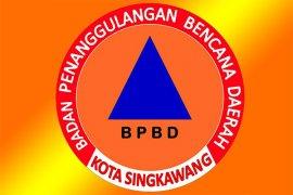 BPBD Singkawang  imbau masyarakat tidak cemari sungai