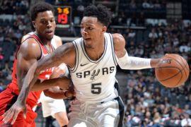 Spurs aktivasi opsi perpanjangan kontrak Dejounte Murray