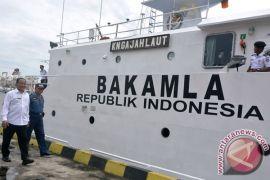 Bakamla siagakan kapal KN Gajah Laut antisipasi evakuasi erupsi Gunung Agung