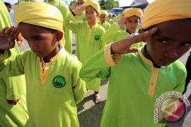 Ribuan santri akan penuhi Alun-Alun Bandung