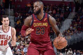 James dan Love bawa Cavaliers atasi Knicks