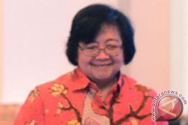 Menteri LHK resmikan program RHL di Garut