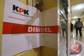 KPK dikabarkan tangkap tangan pejabat Pemkab Nganjuk