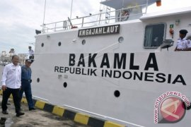 Bakamla Menyiagakan Kapal Antisipasi Erupsi Gunung Agung