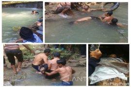 Tak Bisa Berenang , Santri Tewas Tenggelam di Wisata Kandung