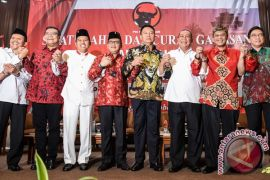 PDIP jaring calon gubernur Jabar, delapan tokoh hadir