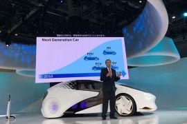 Toyota telah jual lebih dari 11 juta mobil listrik