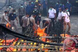 Ledakan petasan dan kembang api yang timbulkan korban sepanjang 2017