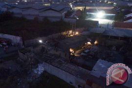 36 jenazah korban ledakan pabrik teridentifikasi