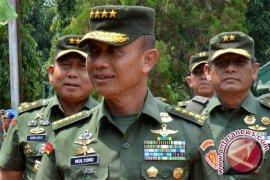 Kepala staf TNI AD: Prajurit aktif tidak boleh ikut Pilkada