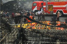 Keluarga korban ledakan datangi RSUD Tangerang