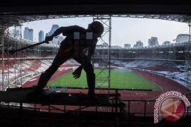 Infrastruktur Asian Games oleh PUPR rampung Desember