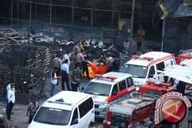Polisi Periksa Pemilik Gudang Petasan Terbakar
