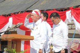Gubernur Pimpin Upacara Sumpah Pemuda di Penajam