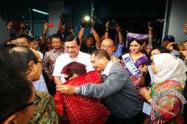 Bandara Silangit resmi berskala internasional