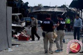 Polisi Masih Periksa Pemilik Gudang Petasan Terbakar