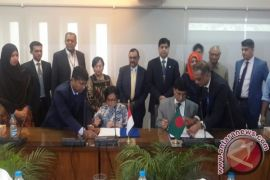 Indonesia-Bangladesh pelajari penerbangan langsung
