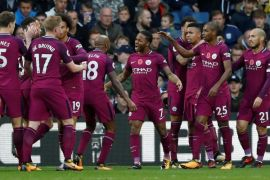 Hasil dan klasemen Liga Inggris, City mantapkan posisi puncak