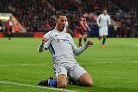 Sarri ingin Hazard terus berkembang