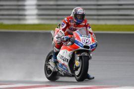 Dovizioso juara MotoGP pembuka di Qatar, Rossi urutan ketiga