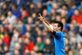 PSV tundukkan Vitesse 4-2, Locadia cetak tiga gol