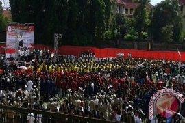 "18.000 Mahasiswa Ikuti ""Kuliah Akbar Kebangsaan"""