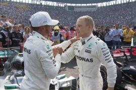 Hamilton pastikan gelar juara F1 2017 ketika Verstappen menangi GP Meksiko