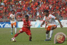 Semen Padang taklukkan Cilegon United di kandang