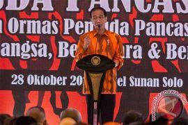 Pesan keberagaman ala Jokowi dalam Sumpah Pemuda