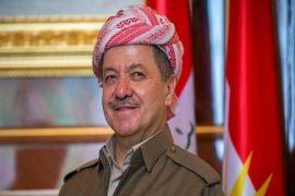 Masoud Barzani letakkan jabatan Presiden Kurdistan Irak