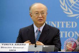 Amano: inspektur IAEA bekerja tanpa masalah di Iran