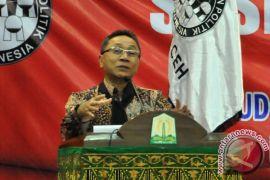 Zulkifli: tambahan kursi pimpinan DPR-MPR untuk PDIP