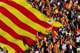 Kendali Spanyol atas Catalonia diuji