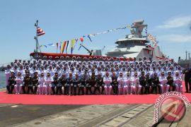 KRI I Gusti Ngurah Rai-332 perkuat TNI AL